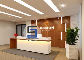 Thiết kế văn phòng HD MON