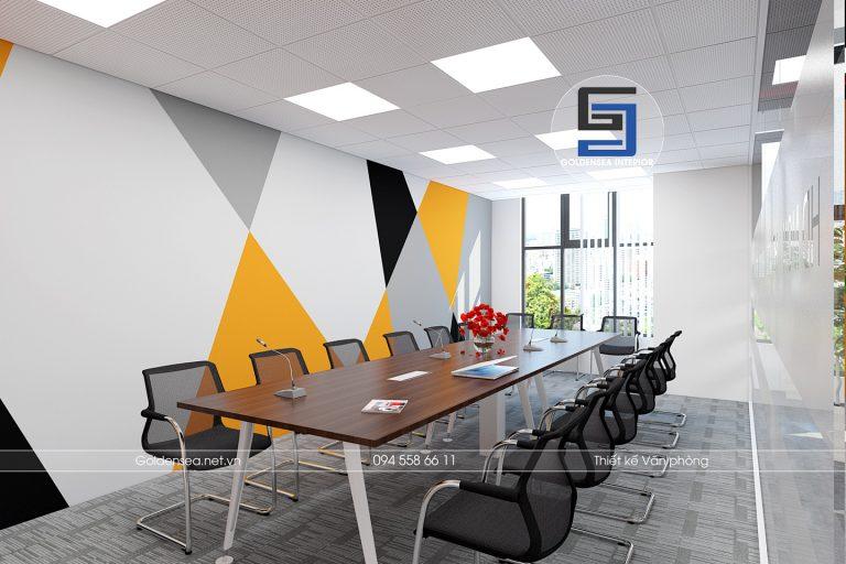 Thiết kế không gian phòng họp - Văn phòng HD MON