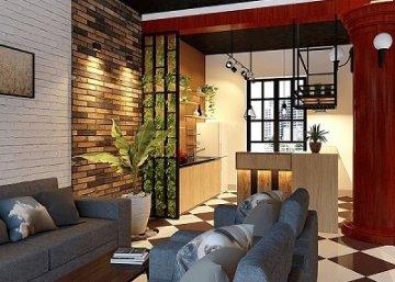 Thiết Kế Quán Cafe Bắc Ninh