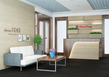 Thiết kế văn phòng tập đoàn Phú Thái