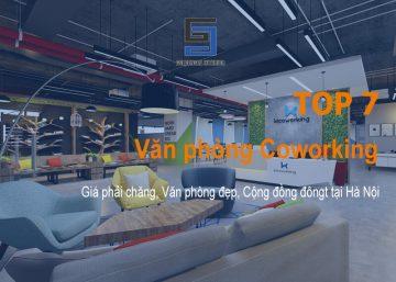 7 Co-Working Space tại Hà Nội
