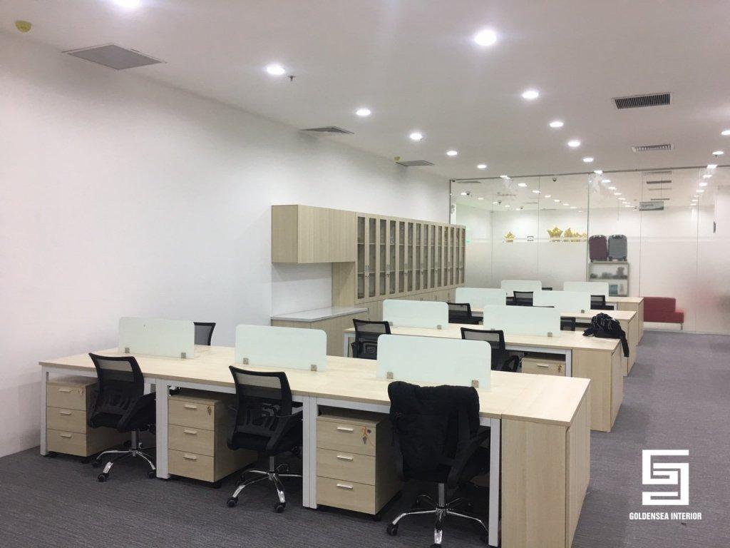 Công trình thiết kế văn phòng KB Securities Vietnam